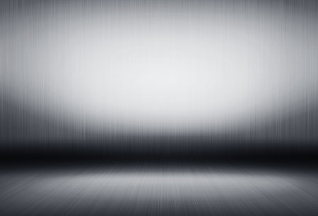 platinum metal: High resolution steel texture abstract background Stock Photo