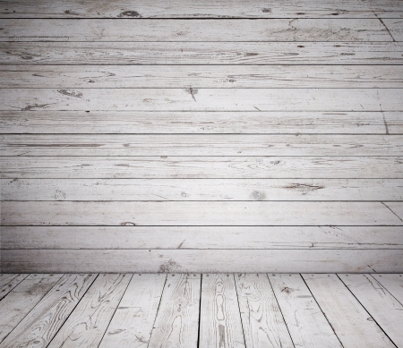 High resolution gray wooden room photo