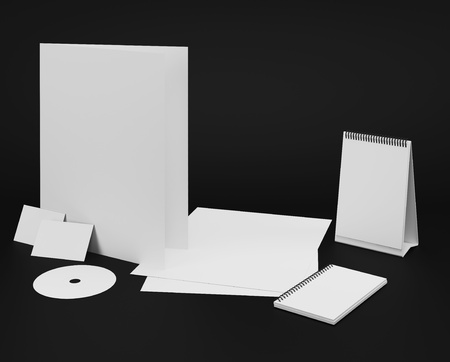 ard: corporate identity kit and business �ard