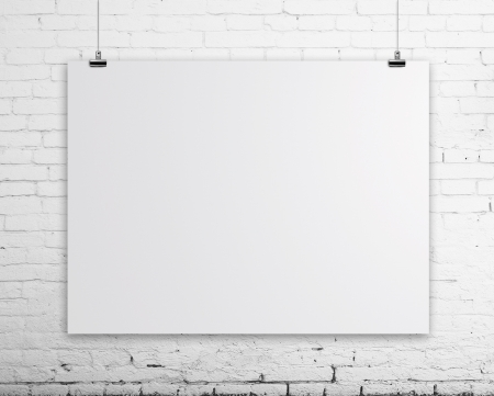 creativity: кирпичные стены с белыми сайт