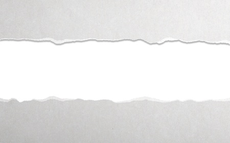 background of bright torn paper for your message photo