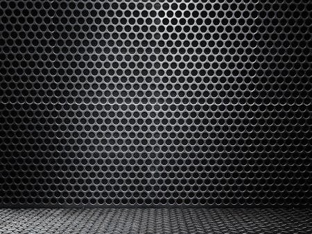 high definition: high definition black metal wall texture