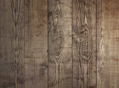 oaks: old brown wooden boards backgrounds Stock Photo