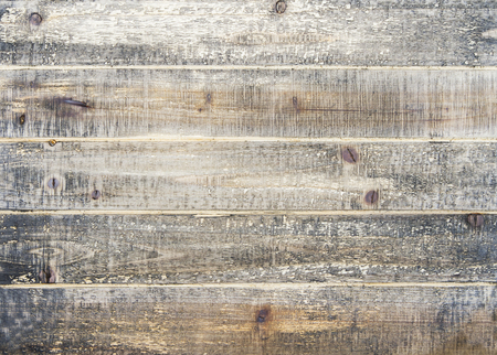 wood floor: Antique wooden plank background. Mock up Stock Photo