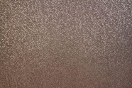 texture de cuir brun.