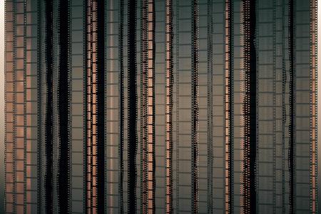 brownish: Brownish film strip background or wallpaper. 3D Rendering