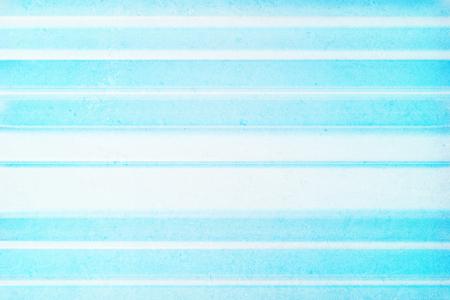 stripy: Abstract concrete stripy light blue wallpaperbackground. Mock up, 3D Rendering Stock Photo