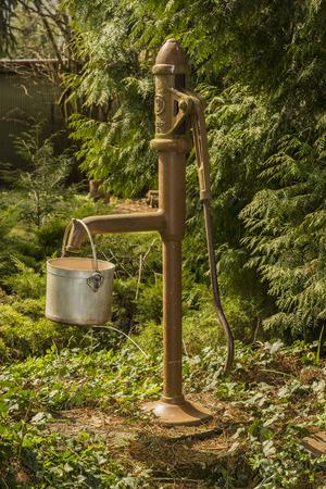 rustical: Rustical pump water