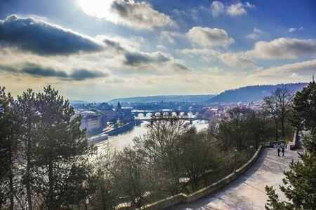 Prague scenery