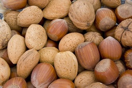 nuts Stock Photo - 5148198