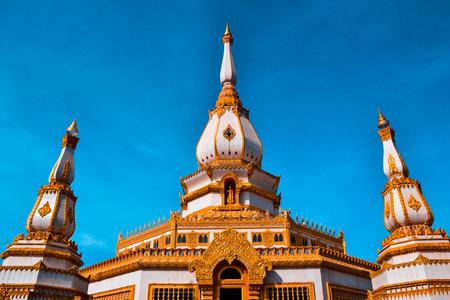 buddhism prayer belief: Wat Jadi chaimongkon