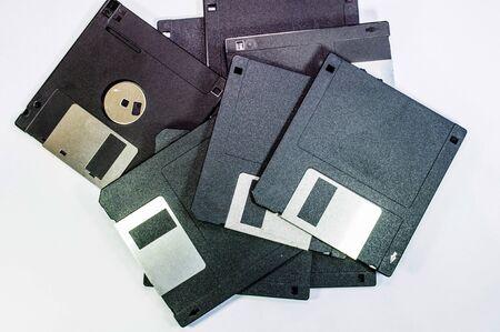salvaging: Floppy disc for computer data storage