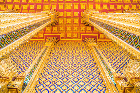 buddhism: Architecture buddhism temple Stock Photo