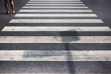 paso de peatones: Cross Walk