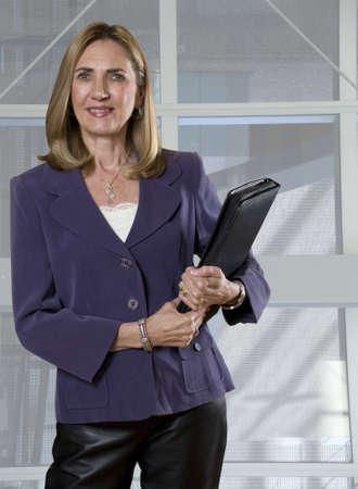 Businesswoman Stock Photo - 8793551