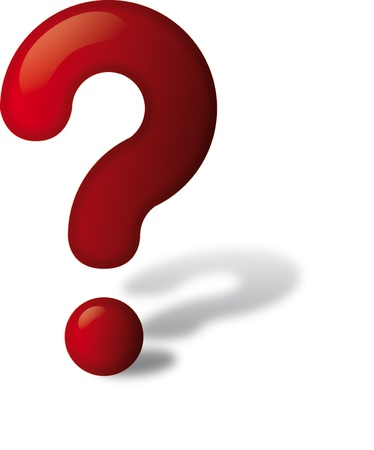 resoudre probleme: Point d'interrogation