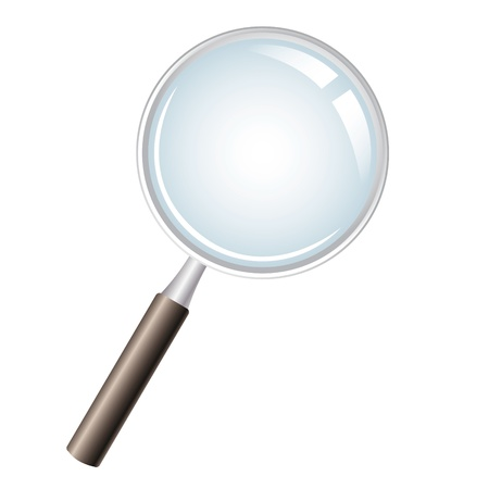 Magnifier Stock Vector - 12954265