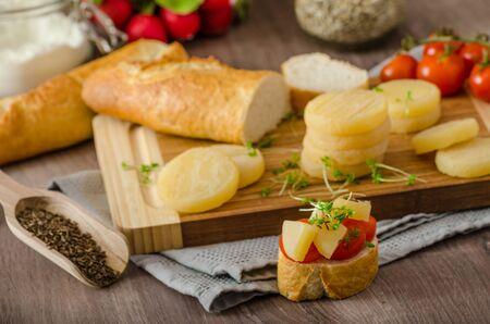 smelly: Czech smelly cheese - Olomoucke tvaruzky, product photo