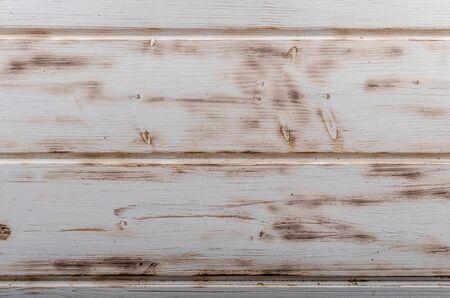 Weißes Holzbrett, rustikaler Stil Standard-Bild - 62209898