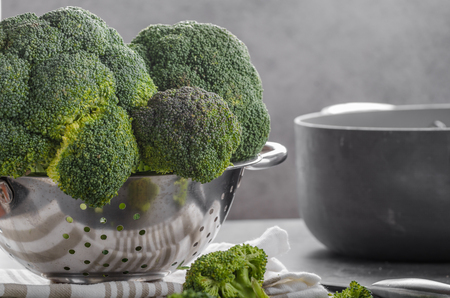 Broccoli vegetable raw picture Banque d'images - 105626482