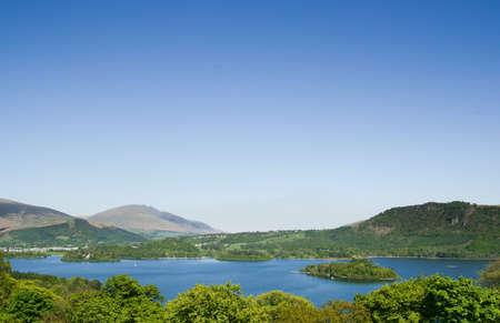 lake district: English Lake District View