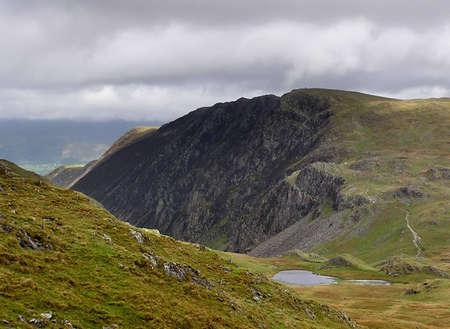 tarn: Dalehead Tarn in the English Lake District