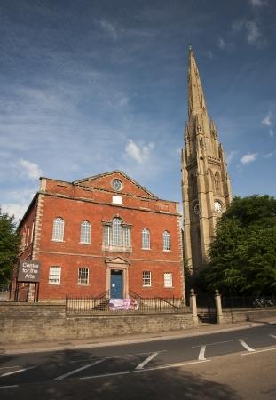 wesley: red brick wesleyan chapel