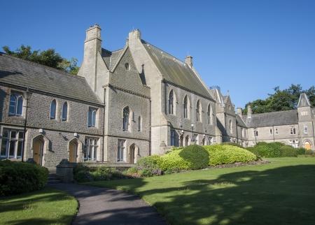 neo gothic: neo gothic style victorian almshouses
