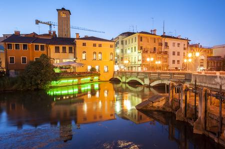 veneto: Treviso in Veneto, Italy Editorial