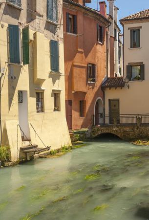 veneto: Treviso in Veneto, Italy Stock Photo