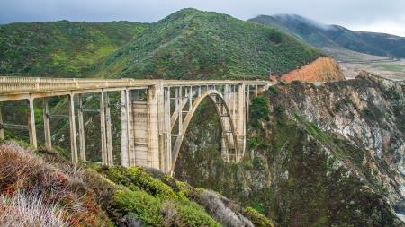 bixby: Bixby Bridge, California