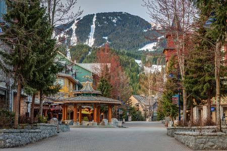 Whistler Village Stroll in Spring