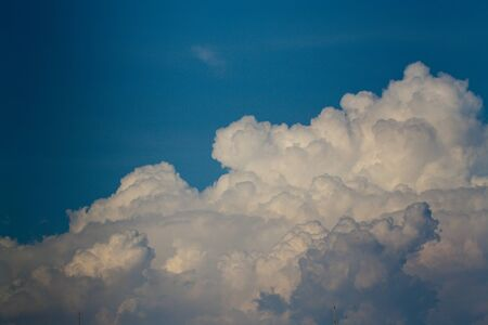Blue sky with Cloud Stock Photo - 12065258