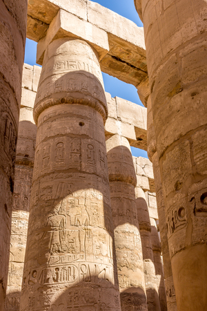 luxor: Luxor columns
