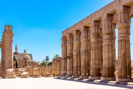 esfinge: Luxor temple