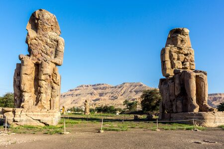 Memnon Monument Editorial