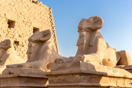 Luxor and Karnak Temple