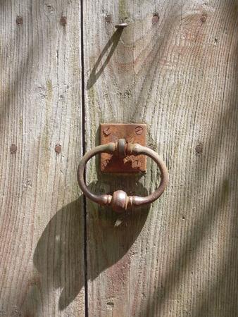 knocker: Door Handle - Door Knocker