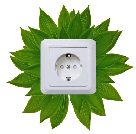 electricidad industrial: La energ�a verde de salida