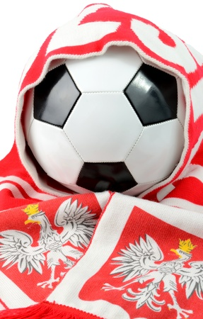 Football Polish symbols  photo