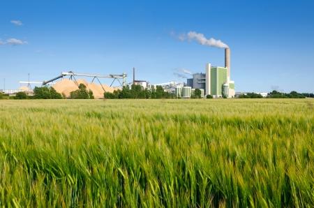 green smoke: Green factory