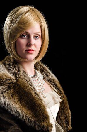 noble: Noble women portrait Stock Photo