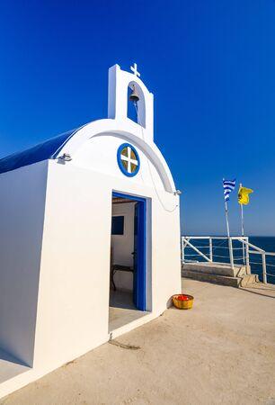 templo griego: Parte delantera del templo griego