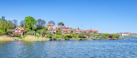 Brandaholm peninsula panorama