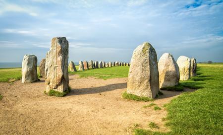 Stone circle- Ales Stenar