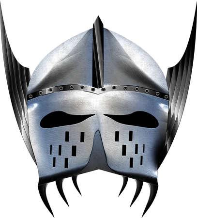 medieval fantasy helmet