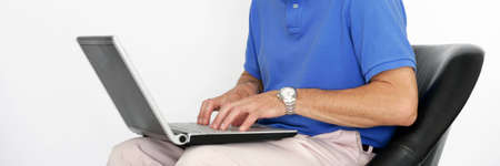 surfen: Laptop