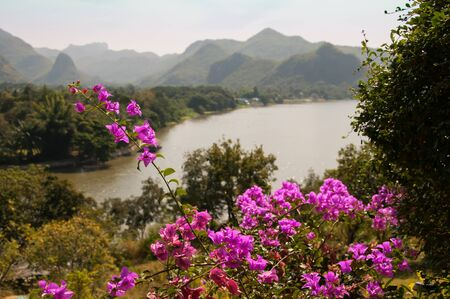 River Kwai Landscape photo