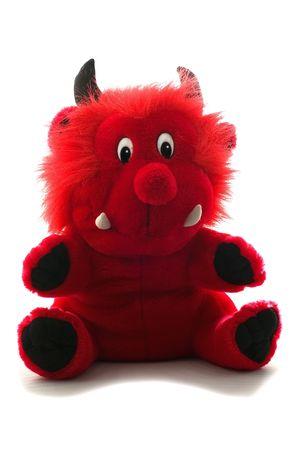 Red Devil Stock Photo