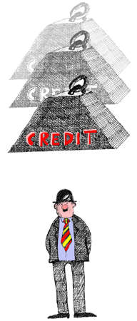 credit crunch - another fine mess